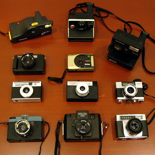 Camera Collection, October 2007