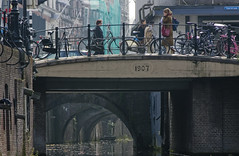 Utrecht Anno 1907 ((Erik)) Tags: holland canal bravo utrecht searchthebest nederland gracht voorstraat magicdonkey anno1907 erikvanhannen