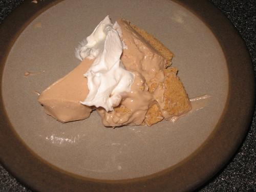 chocolate banana pie 1