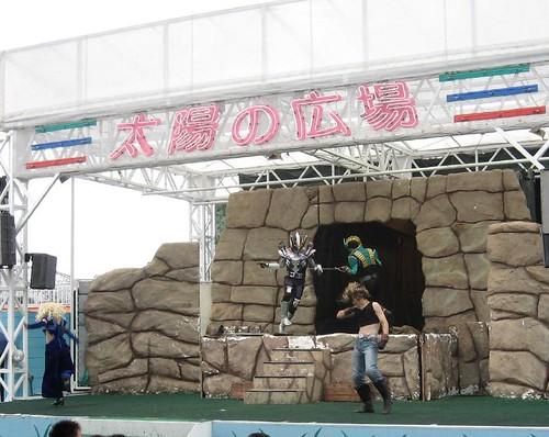 よみうりランド電王ショー 10.14.2007