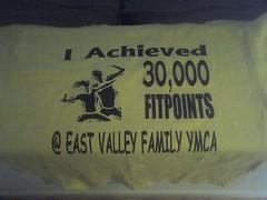 30,000 FitPoints