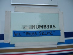 Dressing Room Door (WilWheaton) Tags: filmproduction wilwheaton numb3rs wwdn