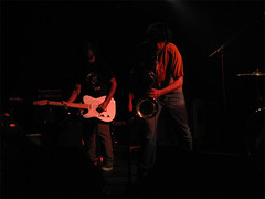 Café Flesh (eye & ear) Tags: show music france concert lyon guitar gig livemusic hardcore punkrock 2007 noiserock baritonesaxophone october2007 grndzero caféflesh grrrndzero thomasbeaudelin jérômebossuytorjulienbardounoidea deadsonsundataakimboandwolfeyeswereonthesamebill grrrndzerofestival awesomemusicandcommunitydiyorganization