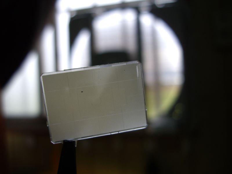 自己DIY清潔對焦屏