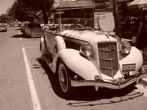 Vintage in Tanunda.