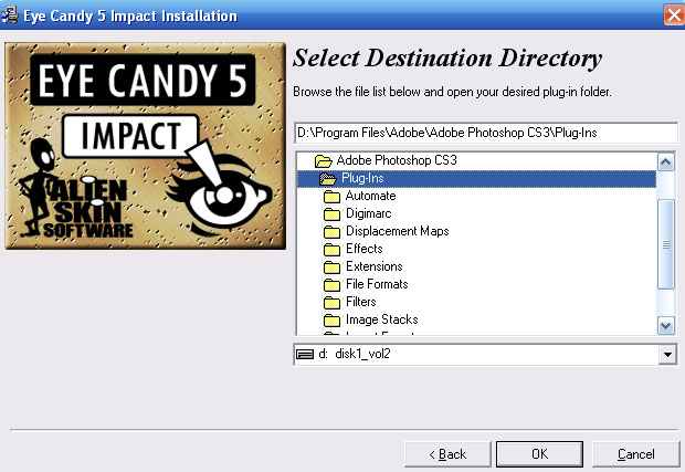 select-destination-directory