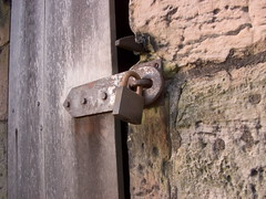 "padlock • <a style=""font-size:0.8em;"" href=""https://www.flickr.com/photos/87605699@N00/2087415794/"" target=""_blank"">View on Flickr</a>"