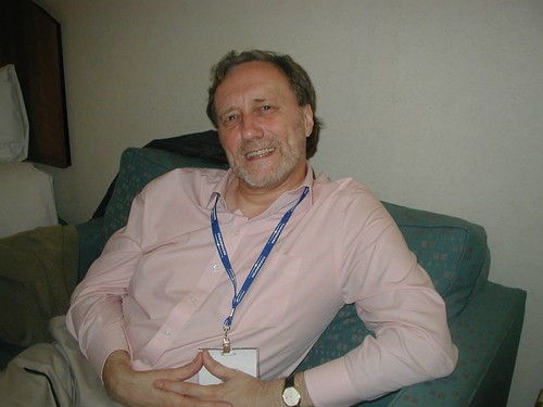 David Gurteen at Online 2007