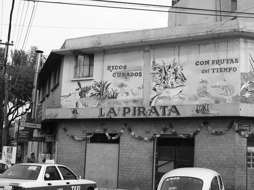 """12-12-07 """"La pirata"""""""