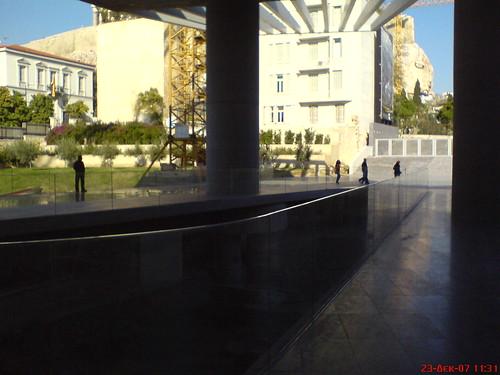 2007-12-23 - Μουσείον Ακροπόλεως - Αυλή (1)