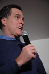 Romney Rolls Though Polk, Iowa