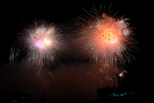 Capodanno 2008, Año Nuevo