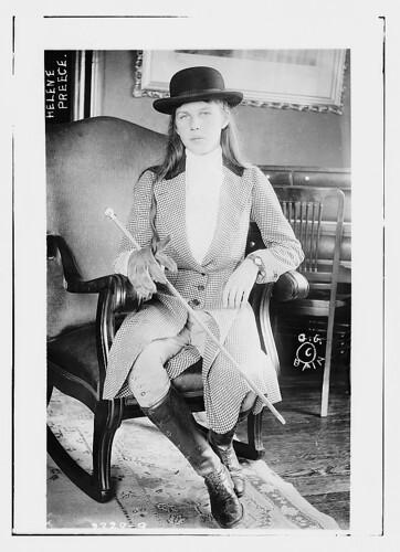 Helene Preece portrait