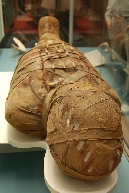 British Museum: Mummy
