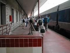 我的TGV終點站