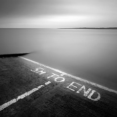 5m To End (Adam Clutterbuck) Tags: ocean uk greatbritain sea england blackandwhite bw seascape monochrome square landscape mono coast blackwhite unitedkingdom britain accepted1of100 bn coastal devon shore elements gb warren bandw sq limitededition slipway exmouth dawlish greengage sqbw bwsq showinrecentset shortedition southdevoncoast le50 limitededition50