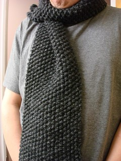 Knitting Pattern For Seaman s Scarf : Ravelry: Seamans Scarf & Vintage Look Hat (knit) pattern by Lion Bra...