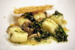 Anthos Sheeps Milk Gnocchi