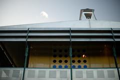 06 February, 17.15 (Ti.mo) Tags: uk england house london architecture tate tatemodern southbank villa tropical aluminium bankside tropicalmodernism jeanprouv lamaisontropicale jeanprouv