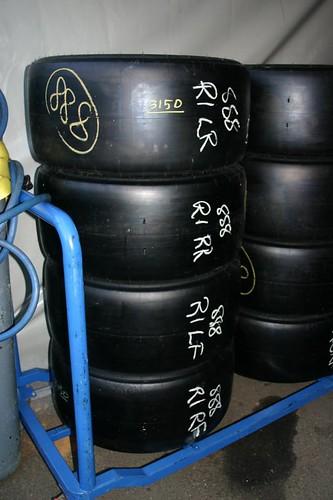 Dunlop Control Tyres
