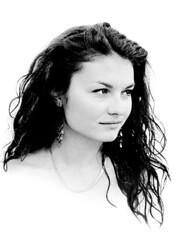 Aysilu (yuriye) Tags: portrate tatar girl portrait портрет woman hair russian yuriye айсылу