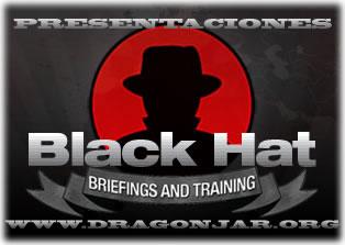 Presentaciones BlackHat 2008