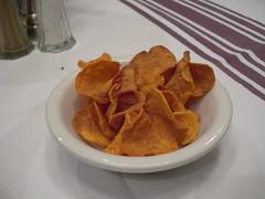 Potato Chips, Le Bon Vivre in Toulouse, FR
