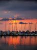 Race day ended (AraiGodai) Tags: sunset marina thailand boat interesting sailing explore sail pattaya araigordai raigordai araigodai