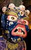 Festival Mask in Kagbeni Gompa (escher is still alive) Tags: nepal mountain trekking buddhist monastery himalaya 2008 annapurnacircuit annapurna gompa kagbeni