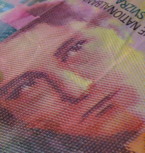 Switzerland 20 Francs by £$£.
