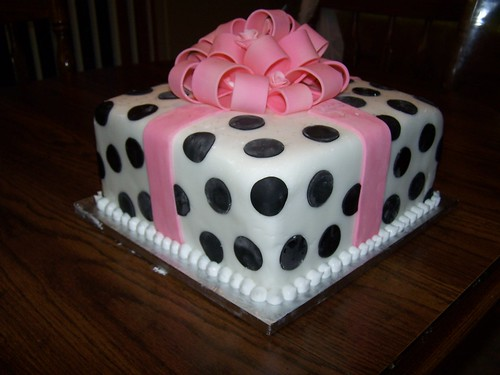 cake ideas. Poke a Dot Cake Ideas