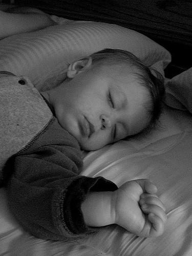 Sleeping O