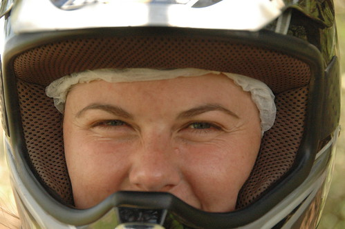 Ready for Quad Biking (by Louis Rossouw)