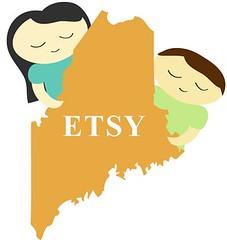 EtsyMaineTeam Logo