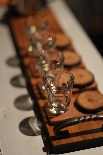 wood shots