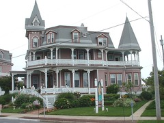 Angel of the Sea (patwalsh_2000) Tags: architecture newjersey inn victorian gingerbread capemay bedandbreakfast historicbuildings