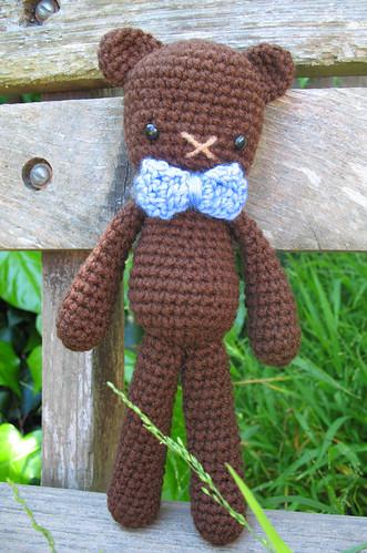 Mr. Ted - Rosieok Swap