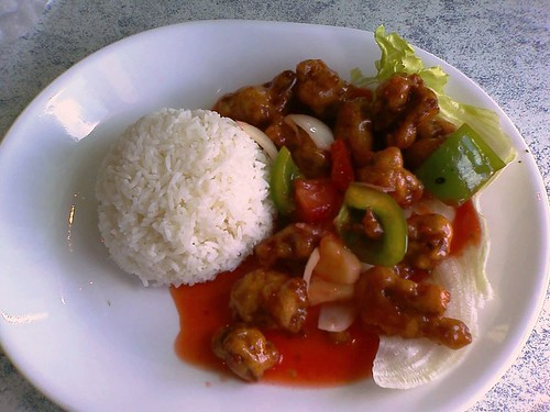 Sweet n Sour Pork