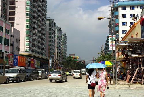 Yantian, Fengang Town, Dongguan, China