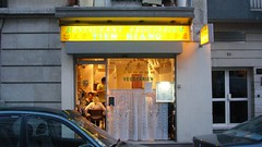 Tien Hang vegetarian restaurant in Paris