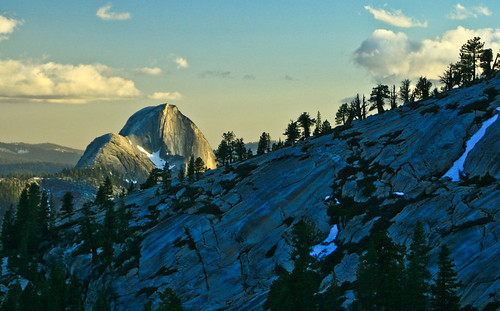 Photo of the Day: Olmsted Point view of Half Dome by Edie Howe-Byrne