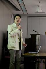 藤川 幸一さん, JJUG + SDC JavaOne 報告会, Sun Microsystems 神宮前オフィス