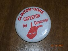 DSCN1682 (daveamp) Tags: clinton 1992 democrat caperton wvgovernor