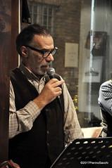 N2122845 (pierino sacchi) Tags: kammerspiel brunocerutti feliceclemente igorpoletti improvvisata jazz letture libreriacardano musica sassofono sax stranoduo
