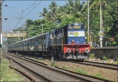 Punalur-Kanyakumari passenger..