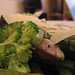 tunatún, brocoli, parmesano