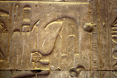 Abydos temple (Paul Beckers) Tags: temple egypt luxor abydos
