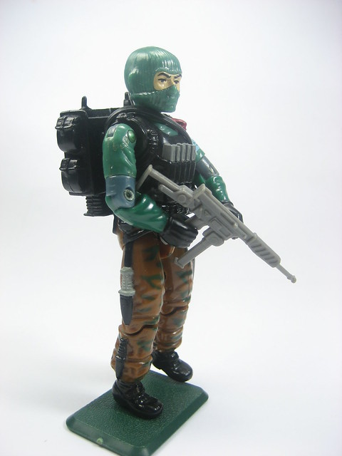 Beach Head GI Joe Real American Hero Figure