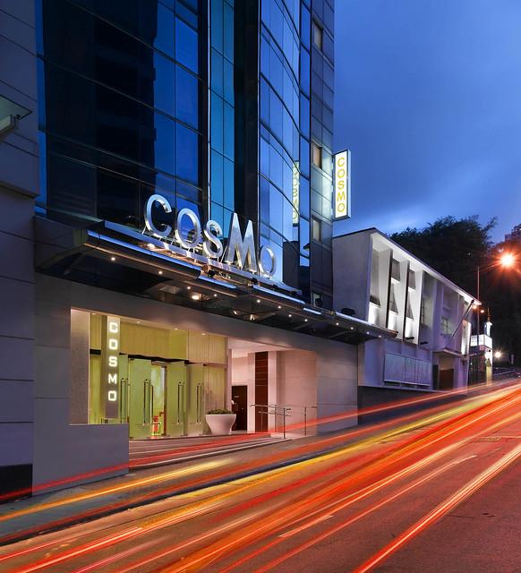 コスモ ホテル