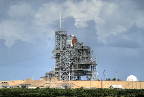 Space Shuttle Discovery - STS 120